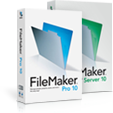 FileMaker Database Development We can create a narrowly focused program for that will just get the job done, a complete management system or anything in between.